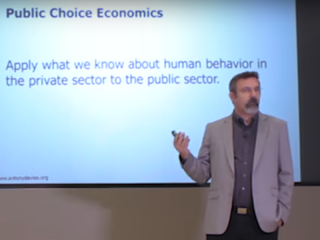 Public Choice Theory: Why Government Often Fails